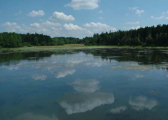 krajina rybniku